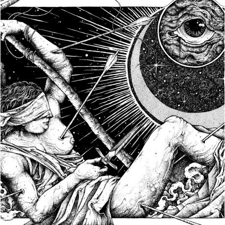 GERANIUM - Fear Is The Enemy LP