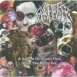MEAT SPREADER - A Swarm Of Green Flies LP