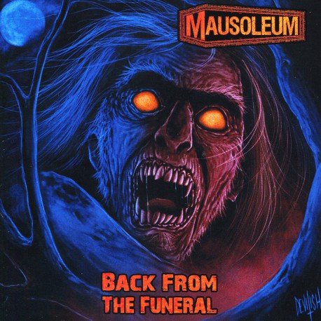 MAUSOLEUM - Back From The Funeral LP