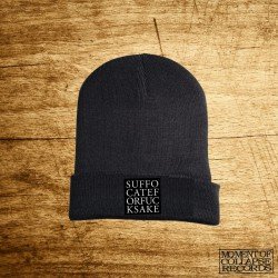 SUFFOCATE FOR FUCK SALE - Logo BEANIE