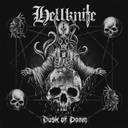 HELLKNIFE - Dusk Of Doom LP