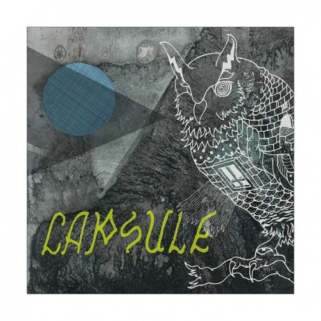 CAPSULE - No Ghost LP+CD