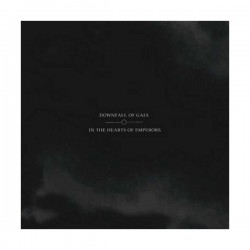 DOWNFALL OF GAIA / IN THE HEARTS OF EMPERORS - Split - first press 12""