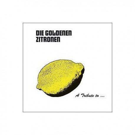 VARIOUS ARTISTS - Tribut An Die Goldenen Zitronen DoLP